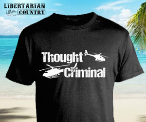 Thought Criminal T-Shirt